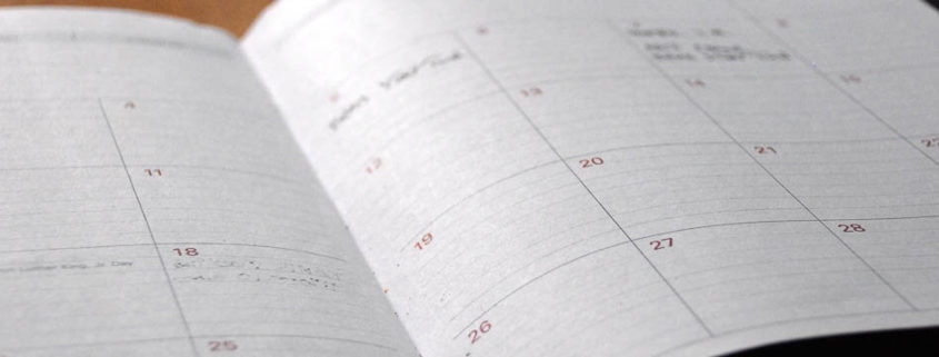 Kalender Agenda