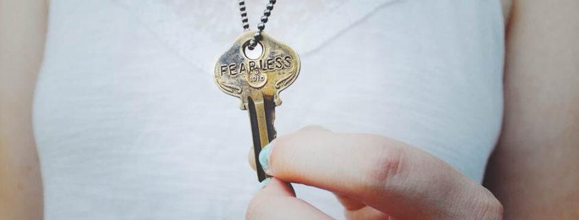 Veertigdagentijd sleutel Fearless
