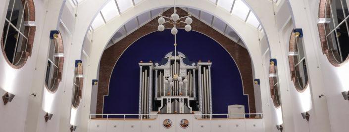 Orgel Hoeksteen